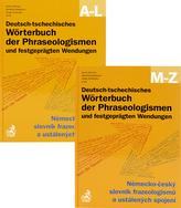 Deutsch-tschechisches Woerterbuch der Phraseologismen und festgeprägten Wendungen