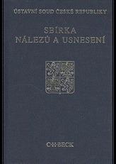 Sbírka nálezů a usnesení ÚS ČR, svazek 48