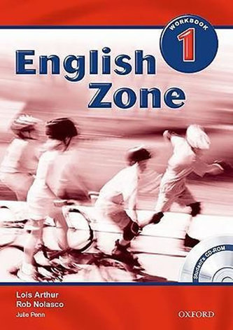 English Zone 1: Workbook with CD-ROM Pack - Rob Nolasco