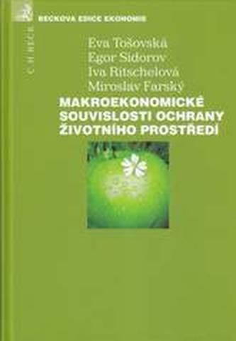 Makroekonomické souvislosti ochrany životního prostředí