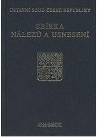 Sbírka nálezů a rozhodnutí ÚS ČR - svazek 50