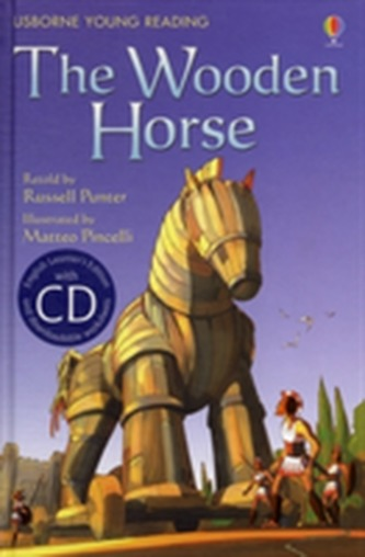 The Wooden Horse [Book with CD] - Punter, Russell