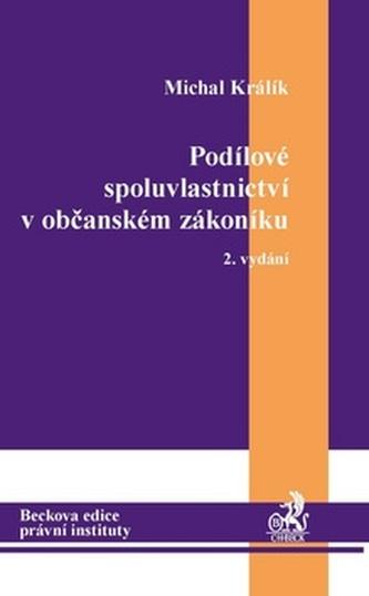 Podílové spoluvlastnictví v občanském zákoníku, 2. vydání