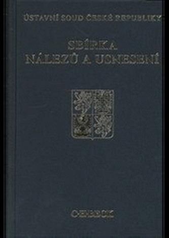 Sbírka nálezů a usnesení ÚS ČR, sv. 57 (bez CD)