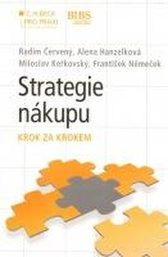 Strategie nákupu - krok za krokem - Hanzelková