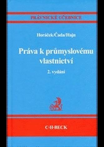 Práva k průmyslovému vlastnictví, 2. vydání