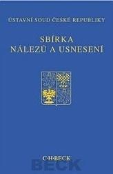 Sbírka nálezů a usnesení ÚS ČR, sv. 58 (vč. CD)