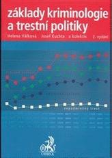 Základy kriminologie a trestní politiky, 2. vydání