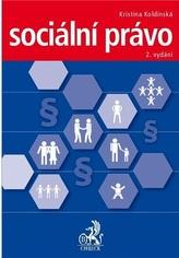 Sociální právo 2. vydání