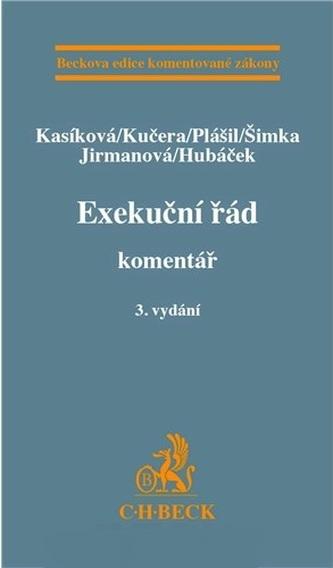 Exekuční řád 3. vydání