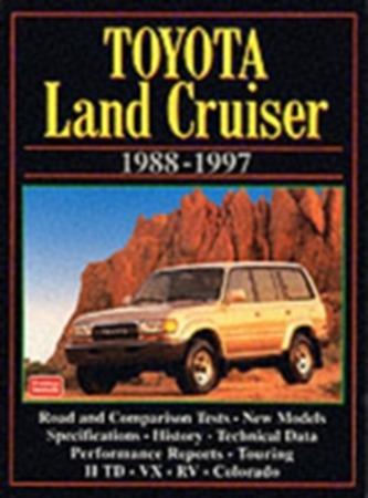 Toyota Land Cruiser - Clarke, M A