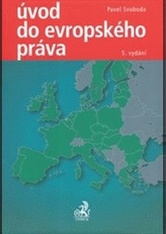 Úvod do evropského práva 5. vydání