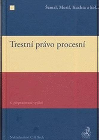 Trestní právo procesní 4. vydání