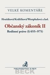 Občanský zákoník II.