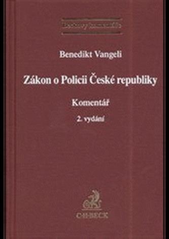 Zákon o Policii České republiky. Komentář, 2. vydání