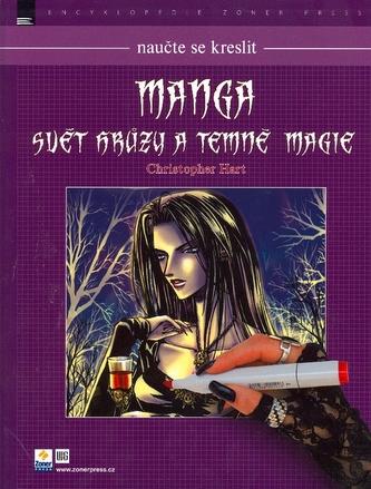 Naučte se kreslit Manga Svět hrůzy a temné magie