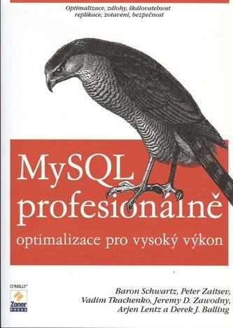 MySQL profesionálně