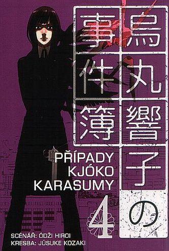 Případy Kjoko Karasumy 4