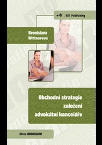 Obchodní strategie založení advokátní kanceláře