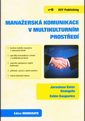 Manažerská komunikace v multikulturním prostředí