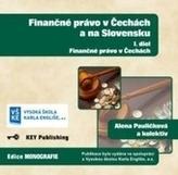 Finančné právo v Čechách a na Slovensku - I. diel - CD