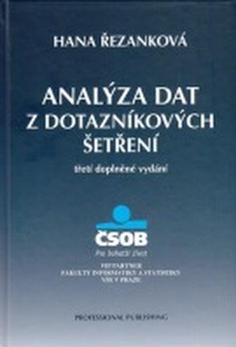 Analýza dat z dotazníkových šetření
