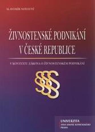 Živnostenské podnikání v České republice