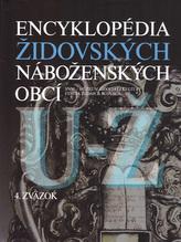 Encyklopédia židovských náboženských obcí U-Ž