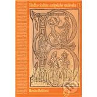 Hudba v kultúre európskeho stredoveku 1 (antológia)