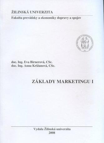 Základy marketingu I.