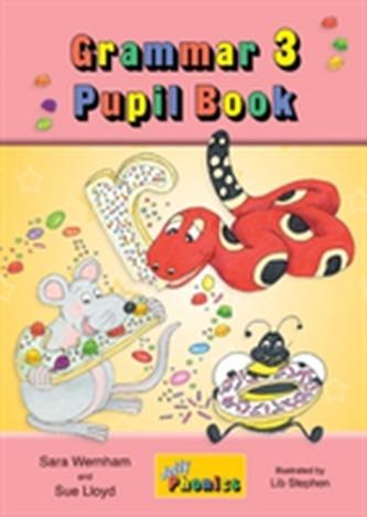 Grammar 3 Pupil Book - Wernham, Sara