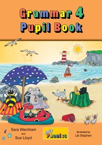 Grammar 4 Pupil Book - Wernham, Sara