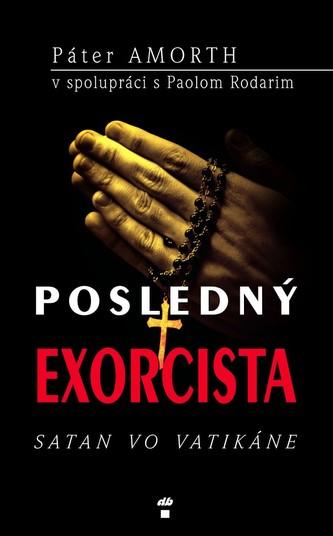 Posledný exorcista Satan vo Vatikáne