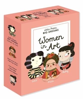 Little People, BIG DREAMS: Women in Art - Sanchez Vegara, Isabel