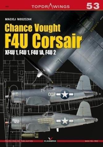 Chance Vought F4u Corsair - Noszczak, Maciej
