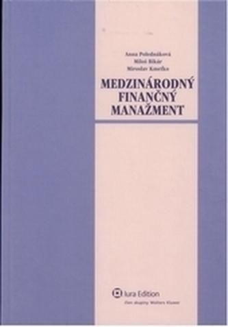 Medzinárodný finančný manažment + zbierka príkladov