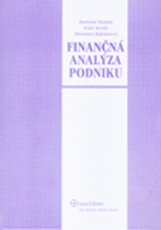 Finačná analýza podniku