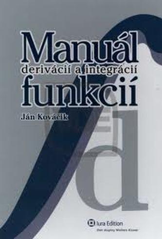 Manuál derivácií a integrácií funkcií