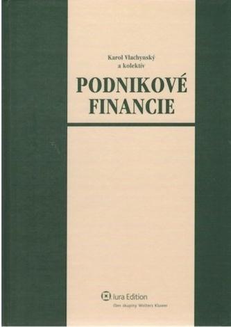 Podnikové financie - učebnica