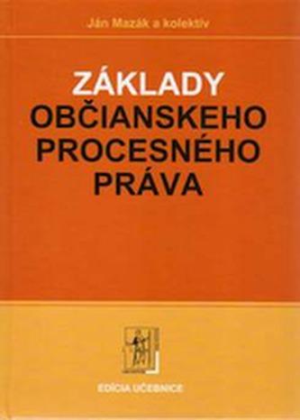 Základy občianskeho procesného práva