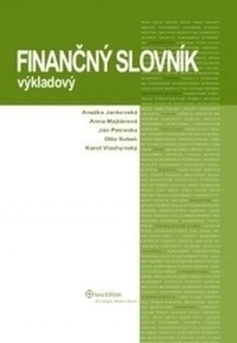 Finančný slovník výkladový