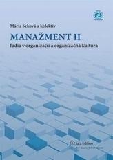 Manažment II