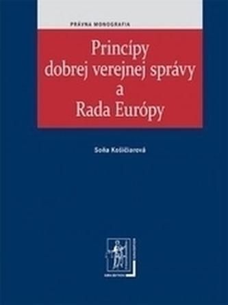 Princípy dobrej verejnej správy a Rada Európy