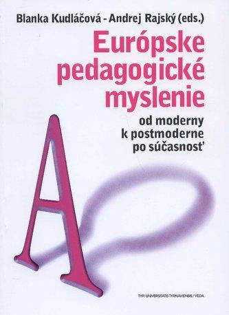 Európske pedagogické myslenie