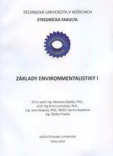 Základy environmentalistiky I