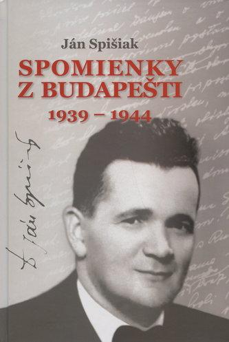 Spomienky z budapešti 1939 - 1944