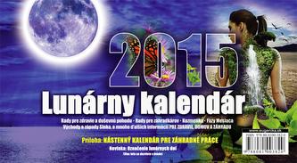 Lunárny kalendár 2015