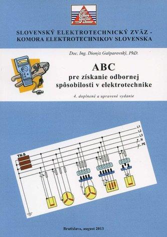 ABC pre získanie odbornej spôsobilosti v elektrotechnike