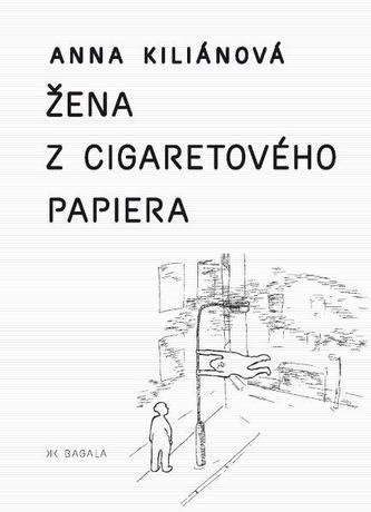 Žena z cigaretového papiera