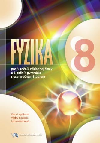 Fyzika pre 8. ročník ZŠ
